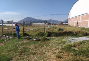 Foto de terreno habitacional en venta en josé ramón albarran , santa cruz atzcapotzaltongo centro, toluca, méxico, 0 No. 01