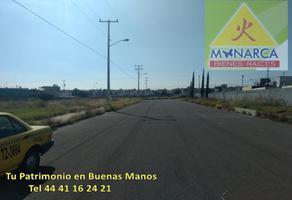 Foto de terreno comercial en venta en jose revueltas 1000, eduardo loarca, querétaro, querétaro, 0 No. 01