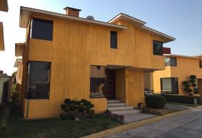 Foto de casa en renta en josefa ortiz de dominguez 347 poniente, quintas las manzanas, metepec, méxico, 0 No. 01
