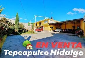 Foto de casa en venta en josefa ortiz de dominguez , del trabajo, tepeapulco, hidalgo, 11427003 No. 01