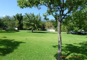 Foto de rancho en venta en josefa ortiz de dominguez , los rodriguez, santiago, nuevo león, 14330793 No. 01