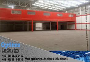 Foto de nave industrial en renta en  , joyas de cuautitlán, cuautitlán, méxico, 13931568 No. 01