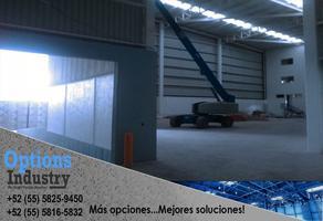 Foto de nave industrial en renta en  , joyas de cuautitlán, cuautitlán, méxico, 13931584 No. 01