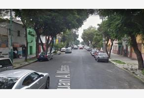 Foto de terreno habitacional en venta en juan a. mateos 00, obrera, cuauhtémoc, df / cdmx, 0 No. 01