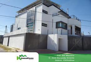Foto de casa en venta en juan de la barrera 2993, del maestro, juárez, chihuahua, 0 No. 01