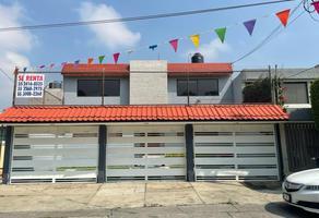 Foto de casa en renta en juan de la barrera 35, ciudad satélite, naucalpan de juárez, méxico, 0 No. 01