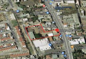Foto de terreno habitacional en venta en juan de la barrera 5700, el vergel 1ra. sección, san pedro tlaquepaque, jalisco, 0 No. 01