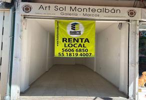 Foto de local en renta en juan de la barrera , san miguel chapultepec ii sección, miguel hidalgo, df / cdmx, 14100580 No. 01