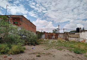 Foto de terreno habitacional en venta en juan del jarro 376, damián carmona, san luis potosí, san luis potosí, 0 No. 01