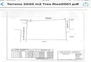 Foto de terreno comercial en venta en juan macedo lópez , desarrollo urbano 3 ríos, culiacán, sinaloa, 17532871 No. 01