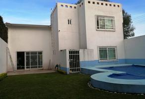 Foto de casa en venta en juan morales , juan morales, yecapixtla, morelos, 12248195 No. 01