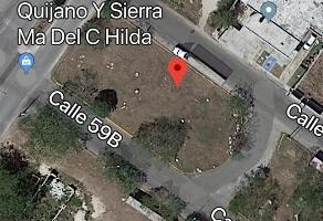 Foto de terreno comercial en venta en  , ampliación juan pablo ii, mérida, yucatán, 10909415 No. 01