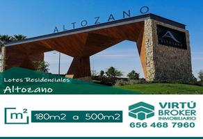 Foto de terreno habitacional en venta en juan pablo ii , zaragoza, juárez, chihuahua, 14484551 No. 01