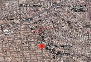 Foto de terreno habitacional en venta en juan romero 0, villa de seris sur, hermosillo, sonora, 0 No. 01