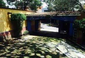 Foto de terreno habitacional en venta en juan sanchez de alanis , miguel hidalgo 3a sección, tlalpan, df / cdmx, 0 No. 01