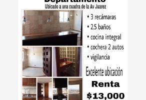 Foto de departamento en renta en juarez 1, benito juárez, puebla, puebla, 0 No. 01