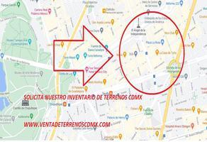 Foto de terreno habitacional en venta en juarez 30, juárez, cuauhtémoc, df / cdmx, 0 No. 01