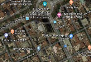 Foto de terreno habitacional en venta en  , juárez, cuauhtémoc, df / cdmx, 0 No. 01