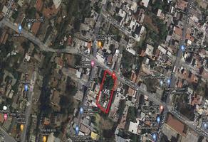 Foto de terreno habitacional en renta en juárez , san andrés totoltepec, tlalpan, df / cdmx, 0 No. 01