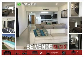 Foto de departamento en venta en julio berdegue 4, el cid, mazatlán, sinaloa, 0 No. 01