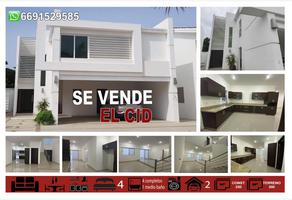 Foto de casa en venta en julio berdegue 5, el cid, mazatlán, sinaloa, 18820783 No. 01