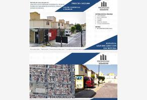 Foto de departamento en venta en julio cortazar 0, san marcos huixtoco, chalco, méxico, 17675578 No. 01