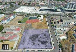 Foto de terreno comercial en venta en julio maría cervantes , centro sur, querétaro, querétaro, 17608401 No. 01