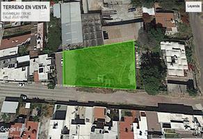 Foto de terreno habitacional en venta en julio verne , bugambilias, salamanca, guanajuato, 0 No. 01