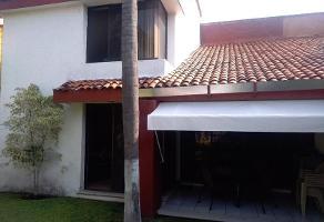 Foto de casa en venta en  , junto al río, temixco, morelos, 11567027 No. 01