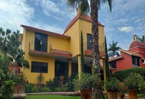 Foto de casa en renta en  , junto al río, temixco, morelos, 13763468 No. 01