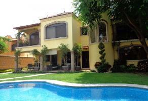 Foto de casa en renta en  , junto al río, temixco, morelos, 13926453 No. 01