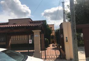 Foto de casa en condominio en venta en jurica , jurica, querétaro, querétaro, 9673433 No. 01