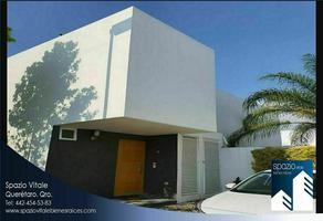 Foto de casa en renta en  , juriquilla santa fe, querétaro, querétaro, 20823866 No. 01