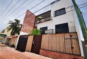 Foto de departamento en renta en  , justo sierra, carmen, campeche, 5988389 No. 01