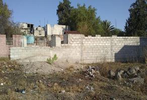 Foto de terreno habitacional en venta en justo sierra , san pedro xalpa, huehuetoca, méxico, 0 No. 01