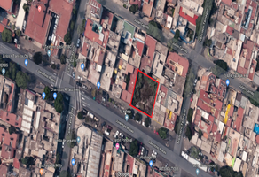 Foto de terreno habitacional en venta en juventino rosas 92 , ex-hipódromo de peralvillo, cuauhtémoc, df / cdmx, 11930759 No. 01