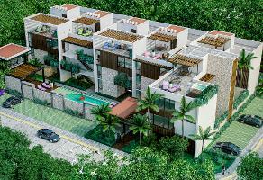Foto de departamento en venta en kabah numero 001 dpto. e105 , tulum centro, tulum, quintana roo, 0 No. 01
