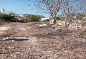 Foto de terreno habitacional en venta en  , kanasin, kanasín, yucatán, 13912306 No. 01