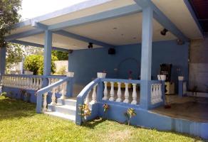 Foto de rancho en venta en  , kanasin, kanasín, yucatán, 14179224 No. 01
