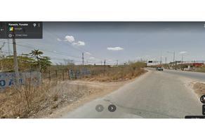 Foto de terreno habitacional en venta en  , kanasin, kanasín, yucatán, 19007261 No. 01