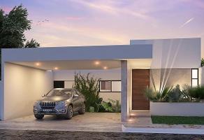 Foto de casa en venta en  , kantoina, conkal, yucatán, 9361446 No. 01