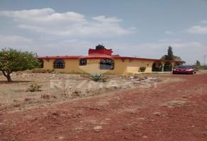 Foto de terreno habitacional en venta en kilometro 14 , huitrón, huimilpan, querétaro, 19176109 No. 01