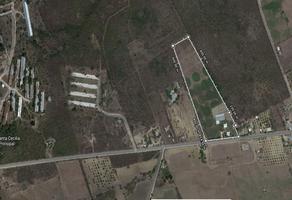 Foto de terreno habitacional en venta en kilometro 19 carretera cadereyta - allende , los palmitos, cadereyta jiménez, nuevo león, 0 No. 01
