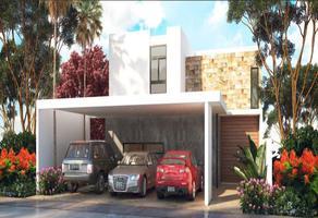 Foto de casa en condominio en venta en kilometro 23.9 , xcanatún, mérida, yucatán, 16451370 No. 01