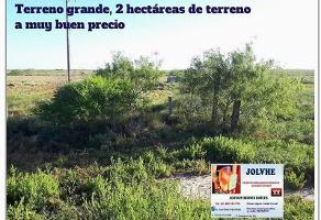 Foto de terreno comercial en venta en kilometro 29 , rancho alegre, matamoros, tamaulipas, 11957149 No. 01