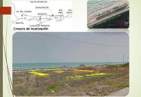 Foto de terreno comercial en venta en kilometro 30 0, la lupita, carmen, campeche, 11139828 No. 01
