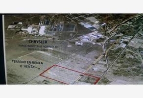 Foto de terreno habitacional en venta en kilometro 54 1000, derramadero, saltillo, coahuila de zaragoza, 18960669 No. 01