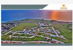 Foto de terreno habitacional en venta en kilometro 54.5 de la carretera rosarito-ensenada 00, vista al mar, playas de rosarito, baja california, 16721937 No. 01