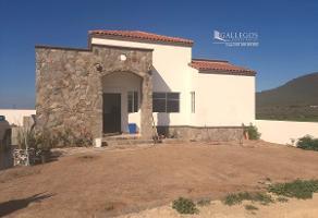 Foto de casa en venta en kilometro 72 , rosarito, playas de rosarito, baja california, 14390380 No. 01