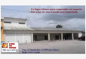 Foto de bodega en venta en kilometro 7.5 70, la india, matamoros, tamaulipas, 12016030 No. 01